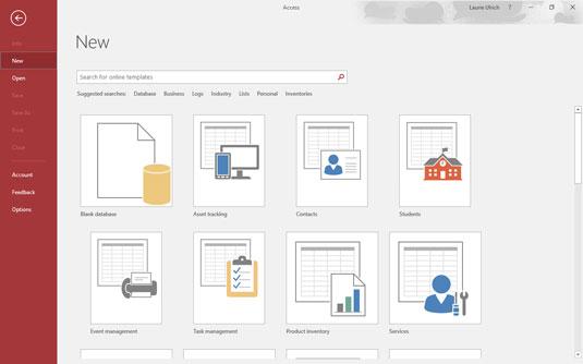 access-interface