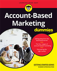 Account-Based Marketing For Dummies