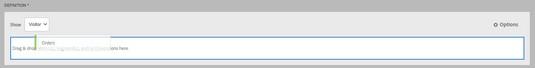 Adobe Analytics orders metric