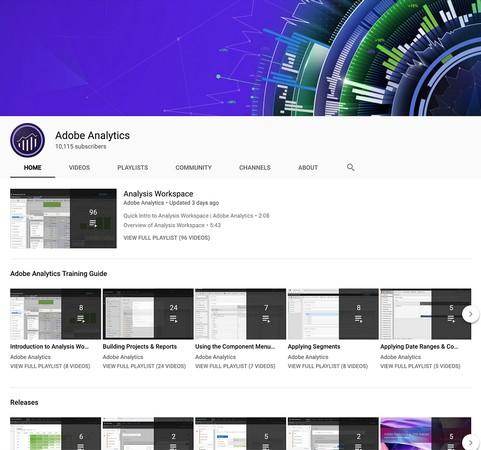 comparing Adobe Analytics segments