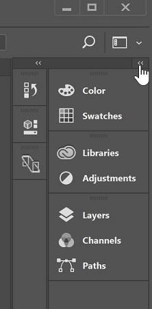 Photoshop CC icons