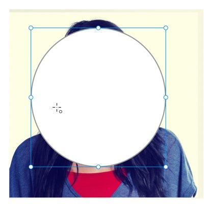 image shape Adobe XD