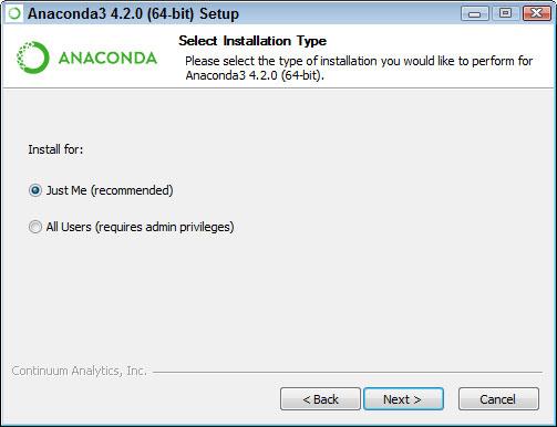 algorithms-anaconda