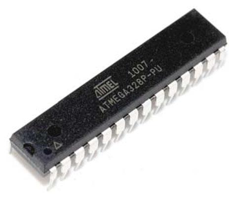 Arduino ATmega328P microcontroller