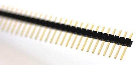 Arduino header pins