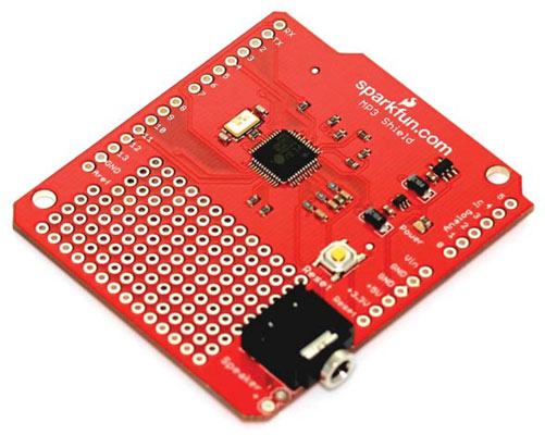 Arduino MP3 shield kit