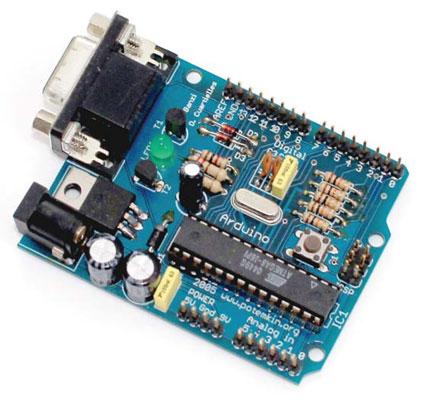 Arduino Serial board