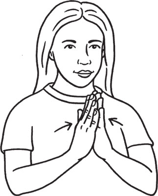 asl-pray