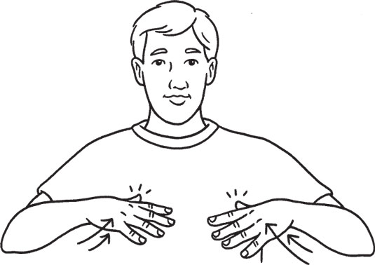 how to teach a child sign language