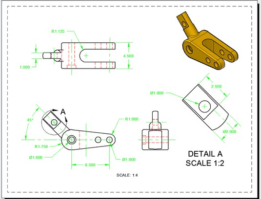 updated specs AutoCAD