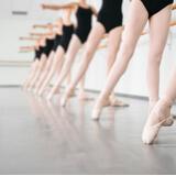 correct ballet stance