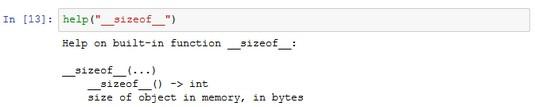 Python attributes