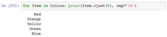 String functions Python