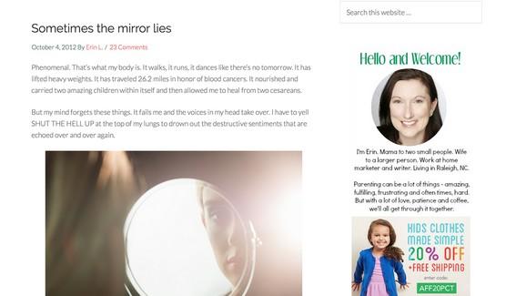 A Parenting Production blog