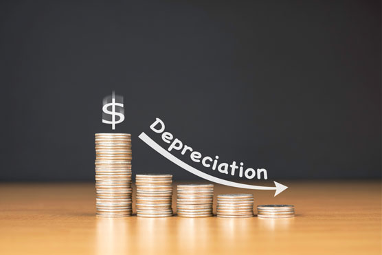 Looking at Depreciation Expense Accounting Methods - dummies