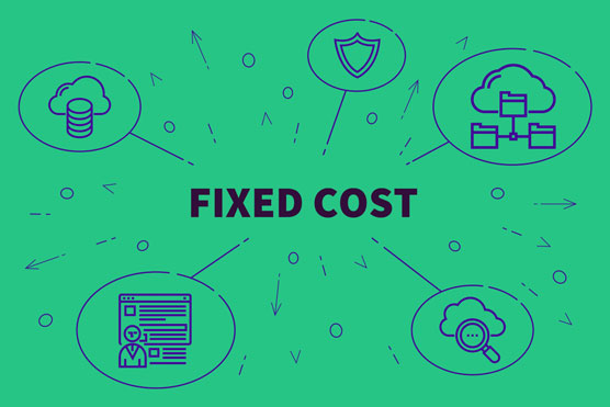 fixed cost illustration