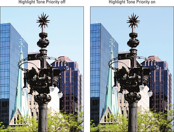 How to Improve High-Contrast Shots On Your Canon EOS Rebel T8i/850D With Highlight Tone Priority - dummies