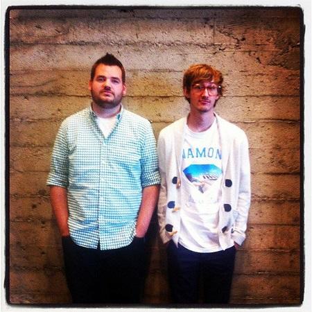 Mark Otto and Jacob Thornton