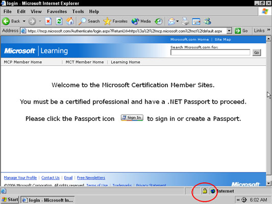comptia-certification-lock