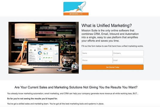 Creating useful content with CRM