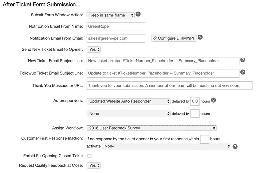 Deploying Ticketing Forms To Gather Info For Your Crm Dummies