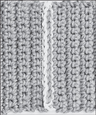 crochet-ridged-seam
