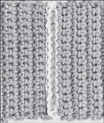 crochet-ridged-seam