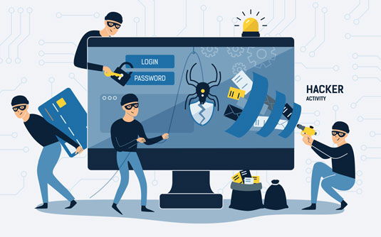 cybersecurity graphic