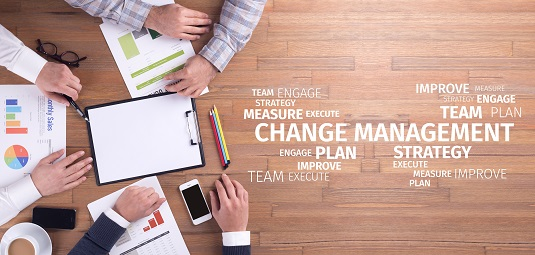 change management and data science