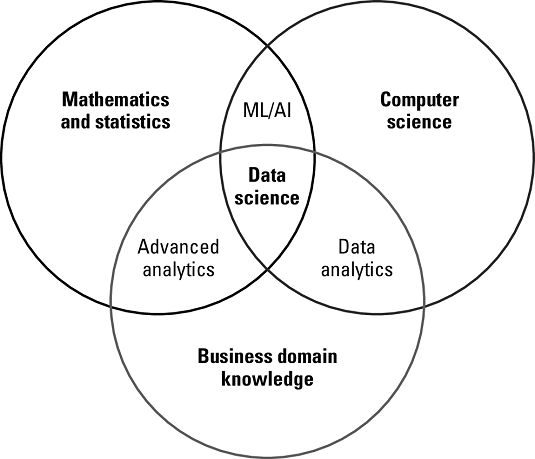 Data science career roles