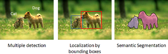 Distinguishing Classification Tasks with Convolutional Neural