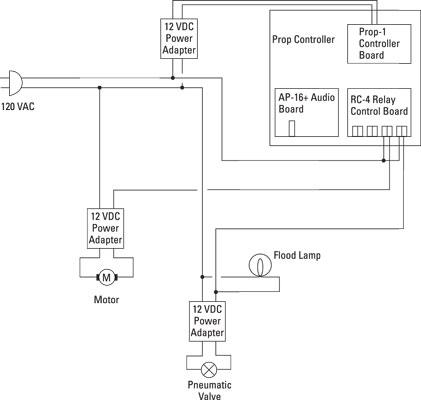 electronics-schematic