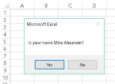 Excel VBA Coding: Working with a Code Window - dummies