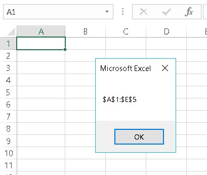 Useful Range Object Properties for Excel VBA Everyone Should Know
