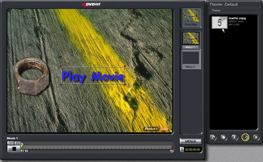 Recording Your Movie On Dvd With Adobe Premiere Dummies