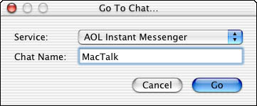 Stupendous Communicating Via Ichat In Mac Os X Jaguar Dummies Interior Design Ideas Lukepblogthenellocom