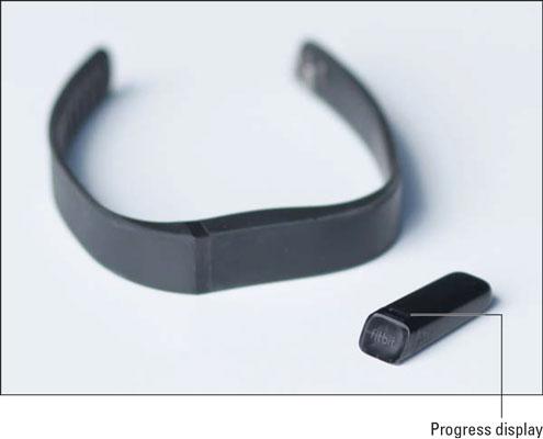 wristband Fitbit