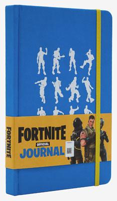 a Fortnite journal