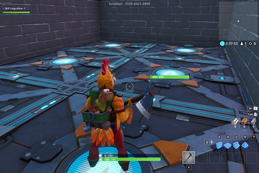 Lundle's Puzzle Escape Fortnite Creative code