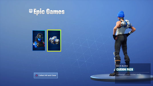 How to Acquire Fortnite Cosmetic Items - dummies