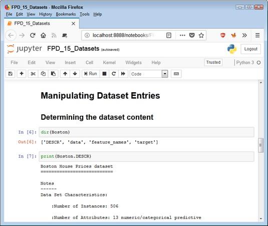 functional programming dataset configuration