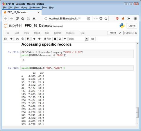 manipulate dataset for functional programmimg