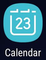 galaxys8-calendar-icon
