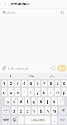 galaxys8-texting-screen