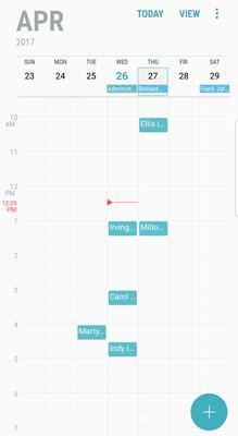 galaxys8-week-calendar