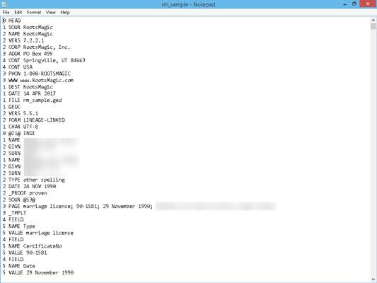 genealogy-gedcom-file