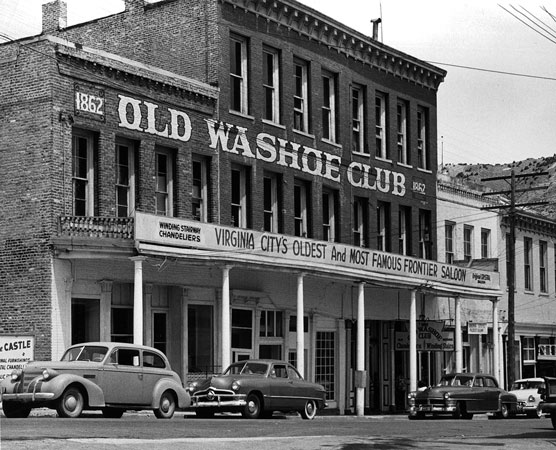 The Washoe Club