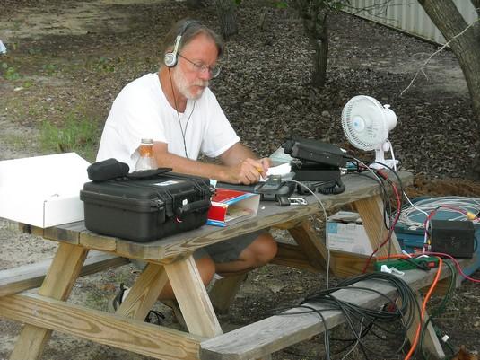 portable operation ham radio