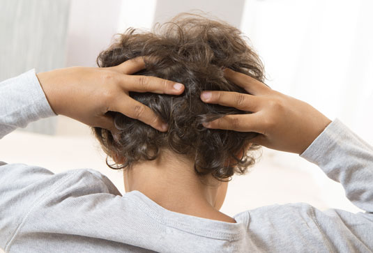 How to get rid of head-lice