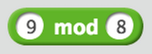 mod block coding